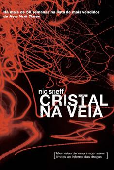Capa do livro Cristal na Veia