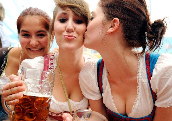 Mulheres... Alemanha... Bastante ai ai ai...