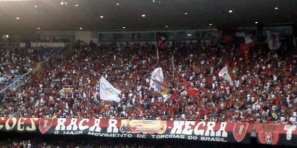 Torcida Raça do Flamengo