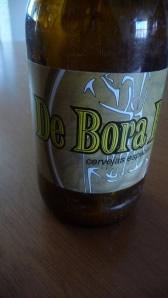 Garrafa da cerveja De Bora Bier