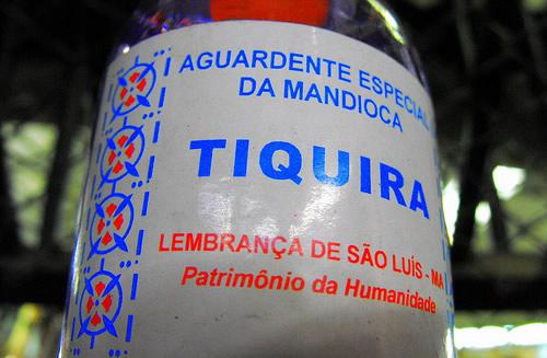 Garrafa de Tiquira