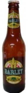 Garrafa da cerveja Barley Pilsen