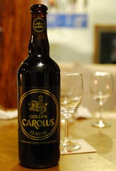Garrafa da cerveja Gouden Carolus Classic