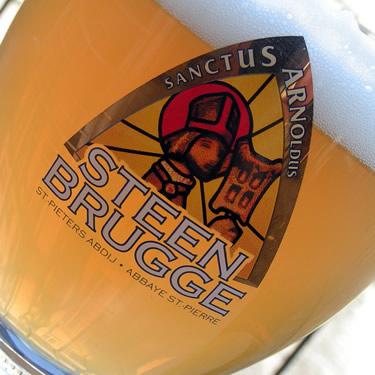 Copo da cerveja Steenbrugge Blond