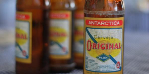 Garrafas da cerveja Original