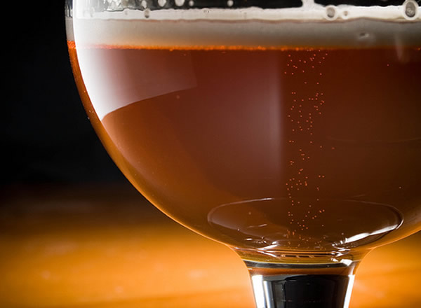 Cerveja 8 do tipo Ale