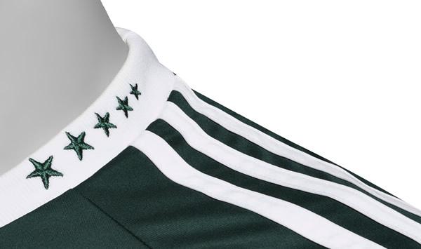 Nova camisa do Palmeiras