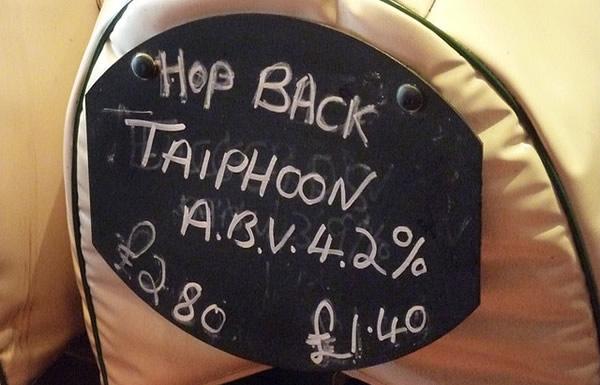 Saco da cerveja Hop Back