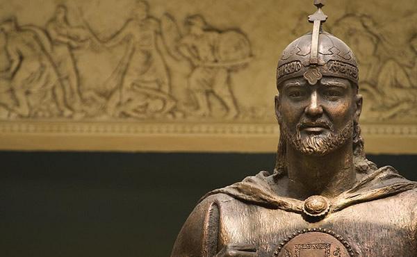 Estátua do Alexandre, o Grande