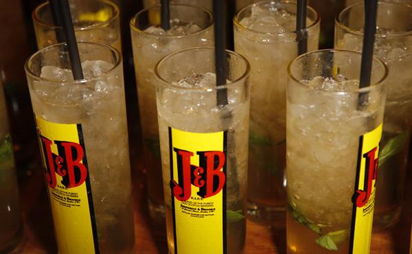 Drinks J&B