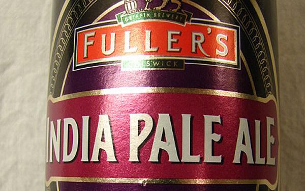 Garrafa da cerveja Fullers IPA