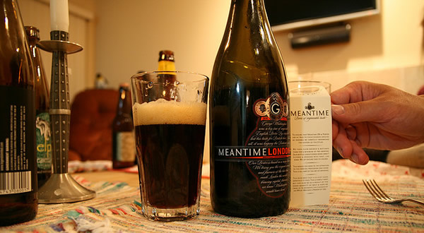 Garrafa Meantime London Porter