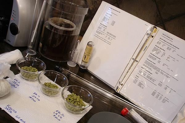 Material para fabricação de cerveja