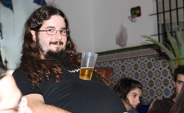 Barriga de cerveja