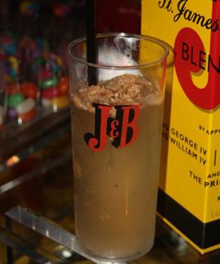 Drink J&B Fresh