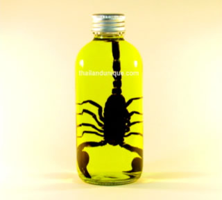 Real Scorpion Vodka