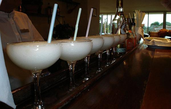 Taças do drink Daiquiri