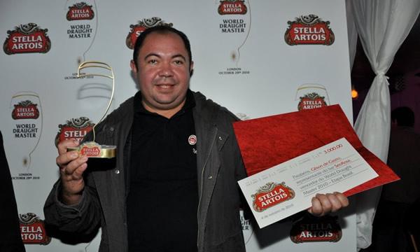 Vencedor do Concurso Stella WDM