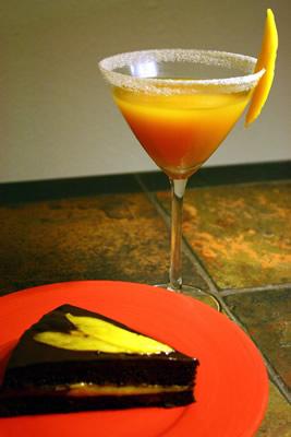 Drink Mango Martini