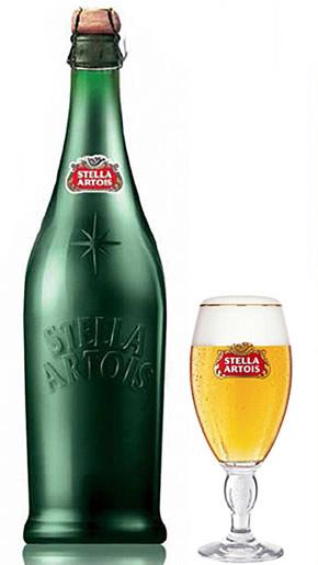 Garrafa de Fim de Ano Stella Artois