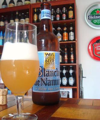 Garrafa da Blanche De Namur