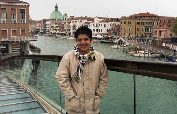 Wallace em Veneza