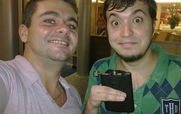 Afonso e Daniel