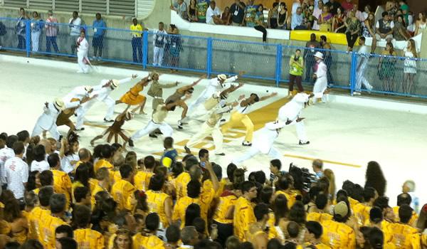 Comissão de frente Mangueira - Carnaval