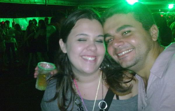 Daniel e menina