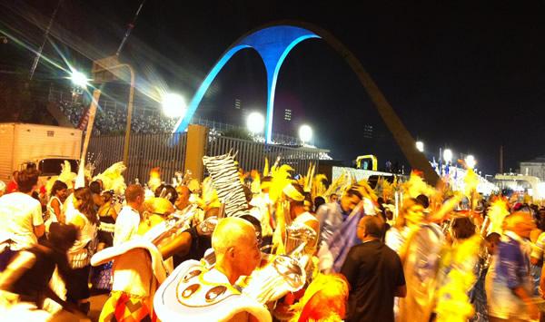 Sapucaí - Carnaval