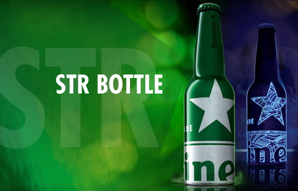 Heineken Star Bottles