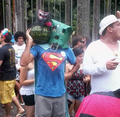 Superman Lancia - Carnaval