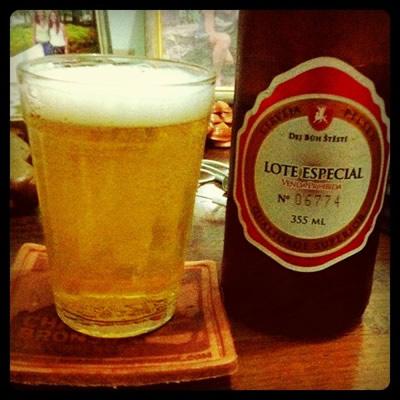 Cerveja Proibida no Instagram