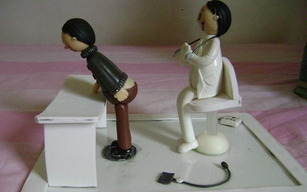 Bonecos urologista