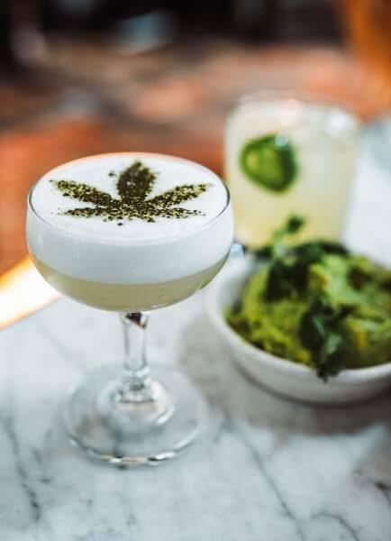 Taça de drinks Margarita