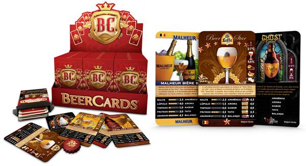 Cartas do jogo BeerCards