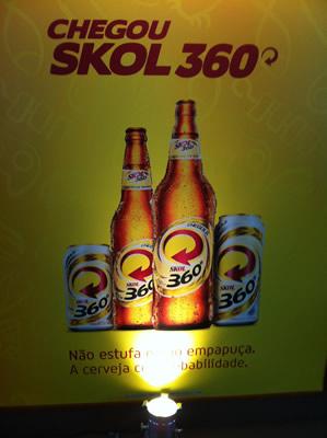 Banner da Skol360