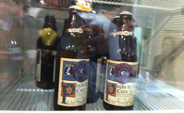 Cervejas da Mestre das Poções