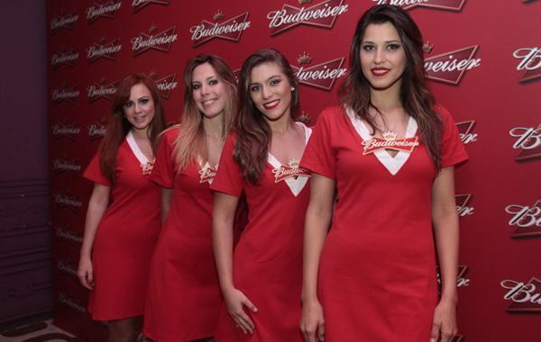 Modelos da Budweiser