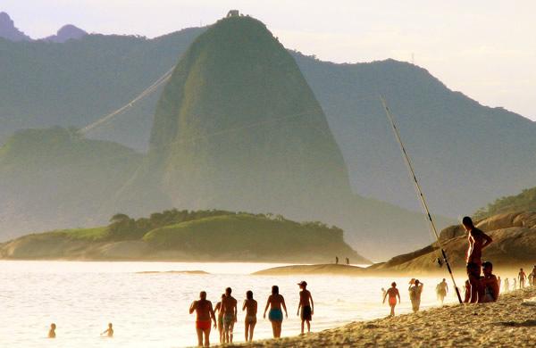 Visão do Pão de Açúcar, Rio de Janeiro