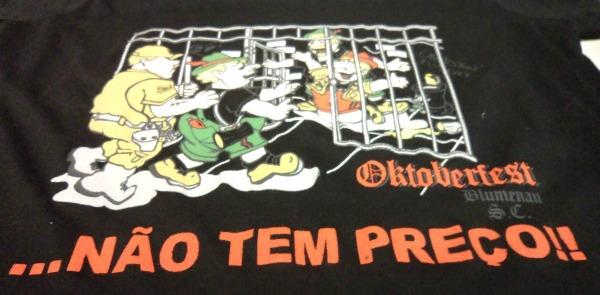 Camiseta da Oktoberfest