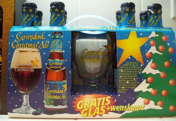 Presente de natal com cerveja