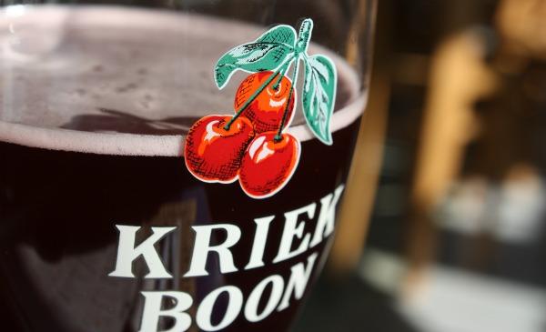 Taça da cerveja Kriek Boon