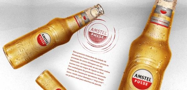 Cerveja Amstel Pulse