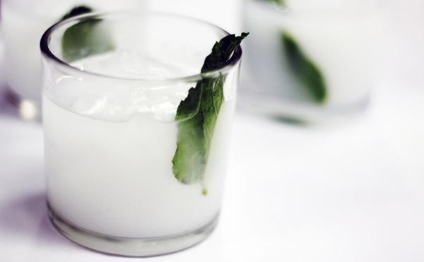 Copo da bebida Arak