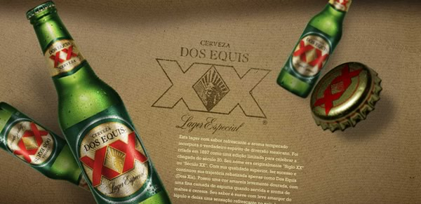 Cerveja Dos Equis