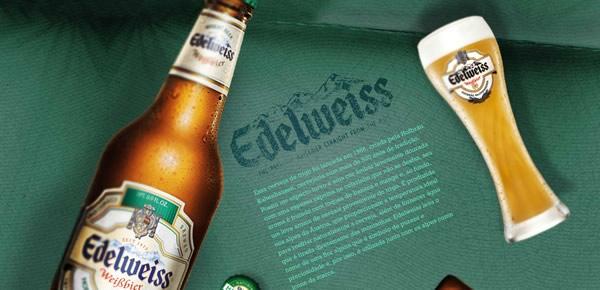 Cerveja Edelweiss