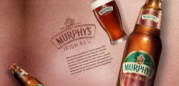 Cerveja Murphys Irish Red