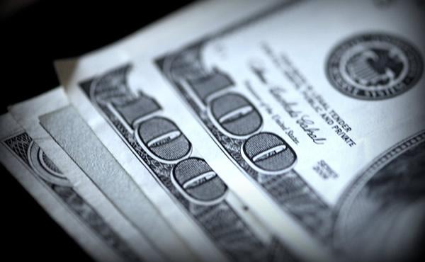 Dinheiro Notas de 100 dólares