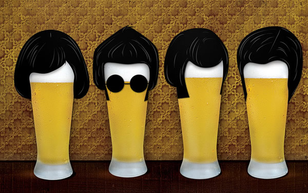 Beatles Beer